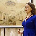 Выставка «Московское метро - подземный памятник архитектуры»