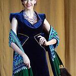 Модная коллекция «Имперский стиль» Вики Цыгановой