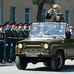 Парад в Астрахани