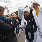 Фестиваль уличного искусства и творчества «Яркие люди»