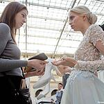 Московская неделя моды в Гостинном дворе
