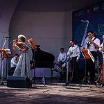 Джаз в саду «Эрмитаж»