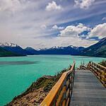 Озеро Архентино. Аргентина