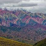 Хухуйские горы. Аргентина