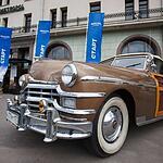 Новый сезон ралли классических автомобилей