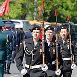Военный парад в Астрахани