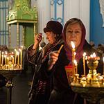 В Воскресенском Новоиерусалимском  монастыре состоялся праздник Крещения