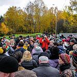 Народный сход в парке Покровское-Стрешнево