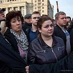 Вечер памяти жертв теракта в Санкт-Петербурге