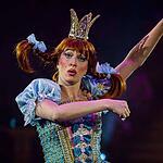 Новогоднее шоу «Царевна-Несмеяна»