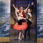 Москонцерт. Балет Дон Кихот. 02.04.21.46.